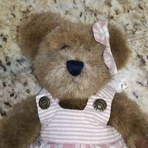 """12"""" Boyd Bear Beanie Plush"""